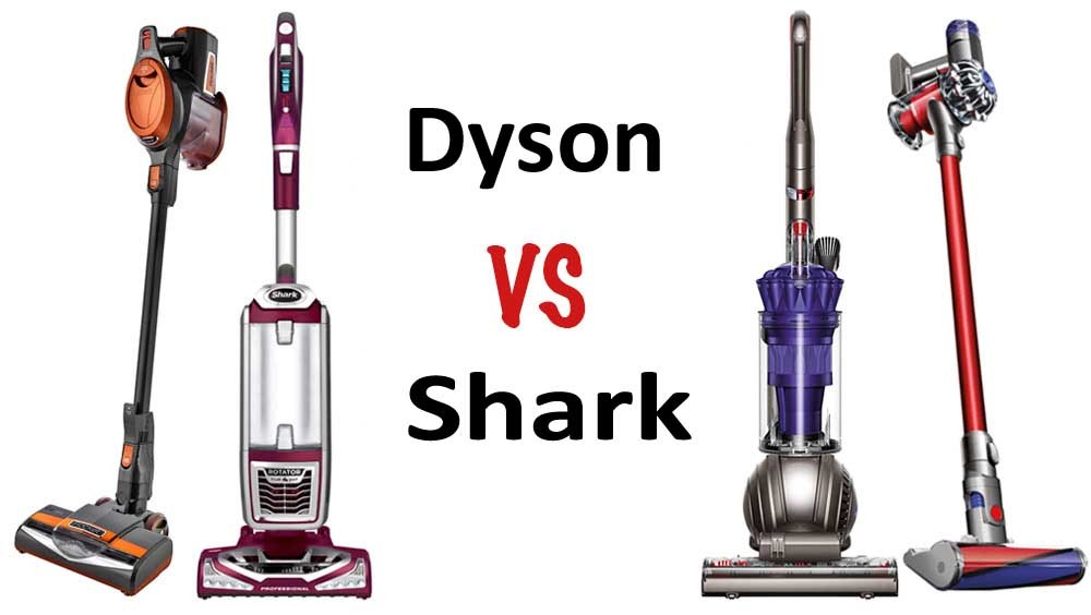 Shark Vs Dyson Vacuum Which Brand Is The Best